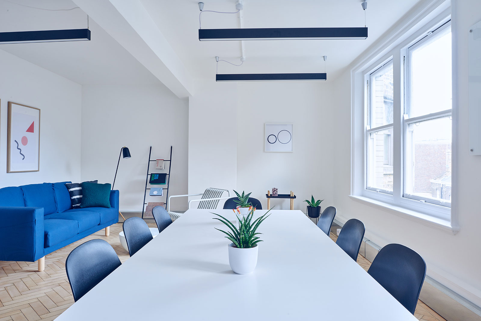 Creative business office